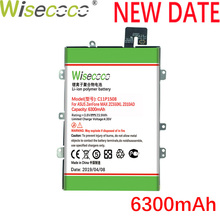 Wisecoco C11P1508 6300mAh Newly Produced Battery With Frame For ASUS Zenfone Max ZC550KL Z010AD Z010DD Z010D Z010DA Built-in