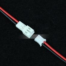 M./-1 par/5 pares/10 pares/15cm 24awg atualizado mini whoop JST-PH 2.0 ph2.0 plugue cabo de silicone para drone rc kingkong tiny7 plug