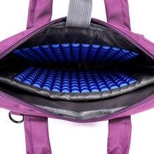 Laptop bag 17.3 17 15.6 14 13 inch Nylon airbag shoulder handbag computer bags Waterproof Messenger Women men Notebook bag 2020
