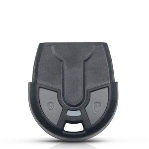 Image 4 - Dandkey 20 stücke Ersatz Remote Key Shell Fall Für Fiat Positron Transponder Schlüssel Abdeckung Blank Fall Ohne Schlüssel Klinge