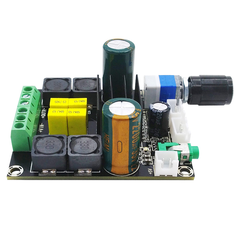 TPA3116D2 Digital Audio <font><b>Amplifier</b></font> Board TPA3116 DC12-24V Dual Channel <font><b>Amplifiers</b></font> AMP 2*<font><b>50W</b></font> High Power DIY <font><b>Speaker</b></font> Amplificador image