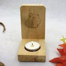 Памятный камень для домашних животных на заказ Деревянный надгробный камень для собак и кошек сувенир памятник на заднем дворе принадлежности для животных