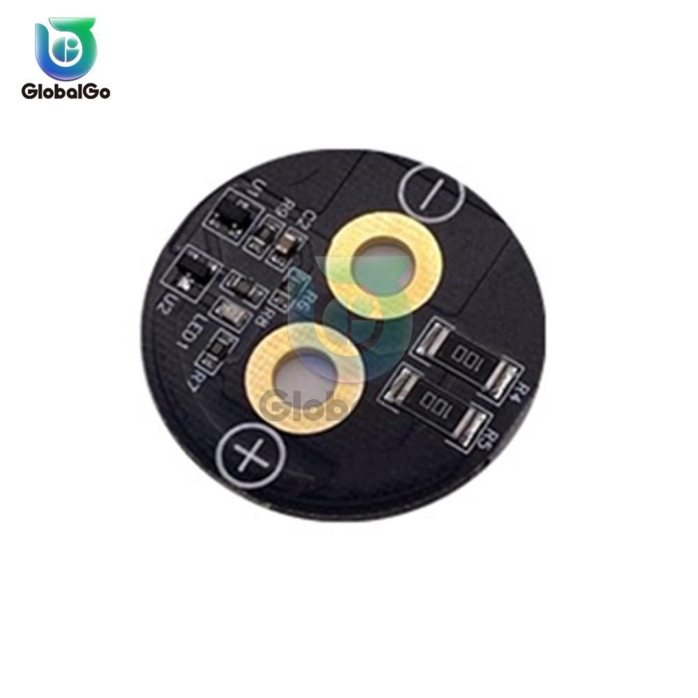 Tablero de protección de voltaje del condensador Super Farad para 2,5 V-3 V/360-700F accesorios de condensadores de pie de tornillo