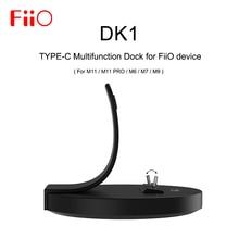 Fiio DK1 TYPE C wielofunkcyjna stacja dokująca do zastosowania w M11/M11 PRO/M6/M7/M9