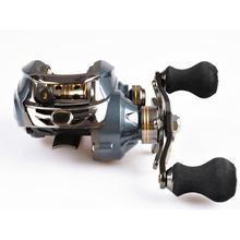 Professional Water Drop Fishing Large Brake Force Reel
