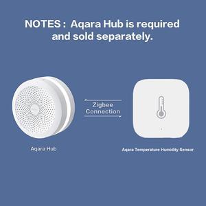Умный датчик температуры воздуха Hu mi dity с дистанционным управлением zigbee работает с шлюзом для приложения mi home Aqara