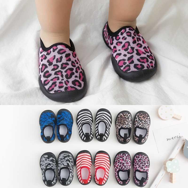 Baby boy shoes nonslip floor socks