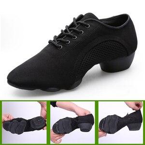 Image 5 - Sapatos para dança latina femininos, sapatos modernos para dança internacional para mulheres calçado de couro waltz503 tango foxtrot