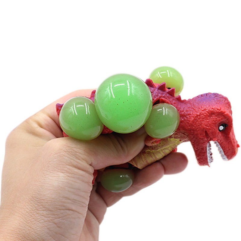 2020 Novelty Cute Squeeze Dinosaur Stress Relief Toys Slow Rising Healing Fun Kids Adult Anti-Stress A