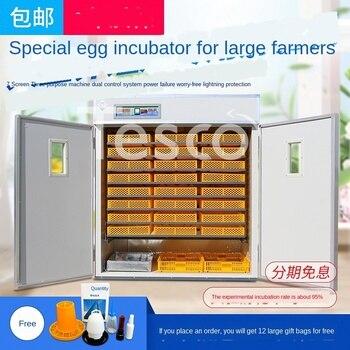 цена на Egg Incubator Chicken Incubator Automatic Intelligent Large Hatching Egg Duck Goose Pigeon Industrial Medium Incubator Home