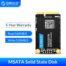 ORICO mSATA SSD 128GB 256GB 512GB 1TB SATA Internal Solid State Hard Drive For Desktop Laptop recadata rd s325mmn m1283 128gb solid state drive
