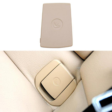 Isofix-Cover Rear-Seat-Hook BMW Buckle Child for X1 E84/3-series/E90/.. Bla Beige Restraint