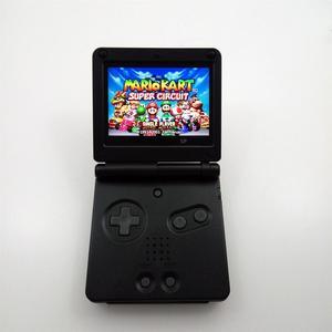 Image 2 - IPS LCD remis à neuf pour Game Boy SP pour Console GBA SP avec rétro éclairage iPS rétro éclairé LCD Mod Console et 5 niveaux de luminosité