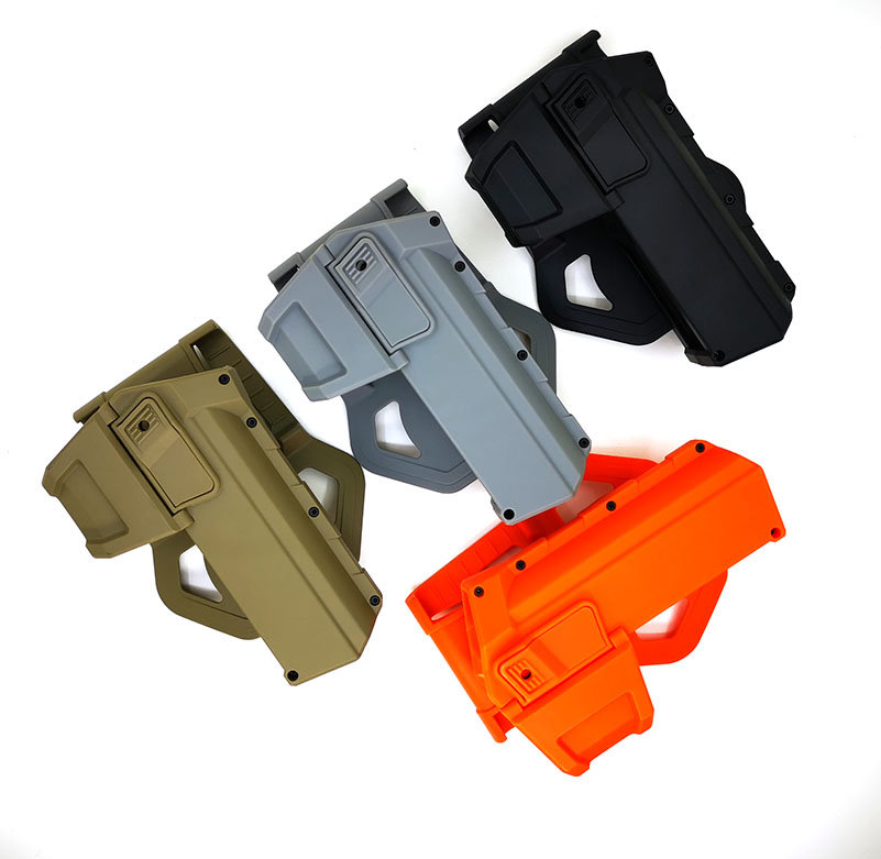 Tactical Movable Pistol Holsters Right Hand Gun Holster for G17 G18 Glock Series