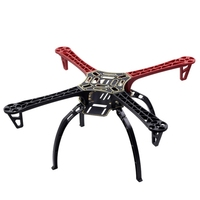 F450 Hot Wheels Diy Quadcopter Frame F450 Rack Integrated Pcb Board Diy Drone 4-Axis Frame Kit
