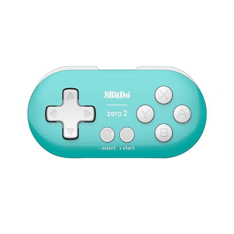 2020 8BitDo Zero 2 Bluetooth Gamepad For Nintendo Switch Windows Android MacOS