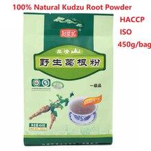 100% Natural Kudzu Root Powder Haccp Iso Certified 450g/bag Pueraria Mirifica Powder Daily SuperFood