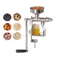 Manual Oil Press Machine Household Oil Extractor Peanut Nuts Seeds Oil Press Machine|Oil Pressers|Home Appliances -