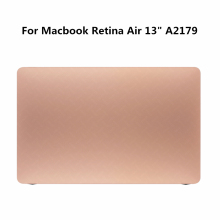 Rose Gold New Late 2020 Year A2179 LCD Display Screen Panel For Macbook Air Retina 13.3\