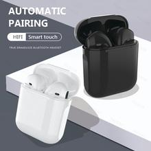 TWS bezprzewodowe słuchawki Bluetooth słuchawki douszne TG11 słuchawki douszne pk i9000 pro tws i90000 pro i10 i9s i12 tanie tanio afalio Ucho Dynamiczny CN (pochodzenie) wireless Do Gier Wideo Wspólna Słuchawkowe Dla Telefonu komórkowego Sport Typ linii