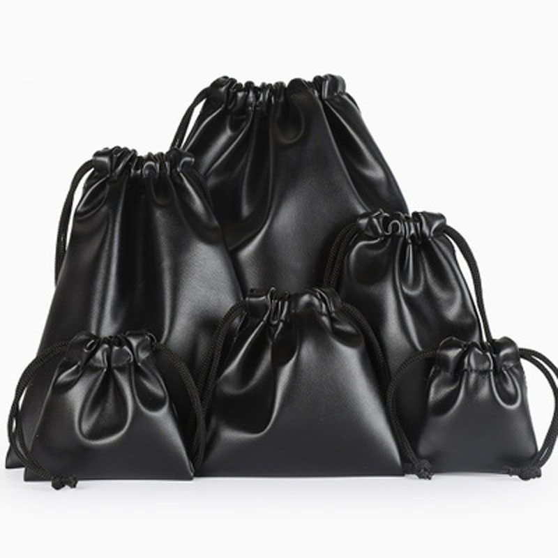 Vogvigo Thick Waterproof Travel Drawstring Beam Port Organization Storage Bag Shoe Holder Laundry Lingerie Makeup Pouch