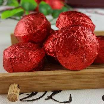 2019 Yr Rose Mini Ripe Pu-erh Tuocha, Yunnan Shu Pu-erh Pu-erh Gift Packing 75g 2