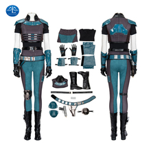 Cosplay Costumes Cara Dune Outfits-Uniform Halloween Women Full-Suit Adult