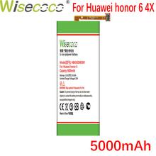 Wisecoco 5000mAh HB4242B4EBW bateria do huawei honor 6 4X 7i H60-L01 H60-L02 H60-L11 H60-L04 honor 4X che2-l11 telefon komórkowy tanie tanio 3501 mAh-5000 mAh Kompatybilny nemko BSMI Zużytego sprzętu elektrycznego i elektronicznego MSDS SASO MEPS ROHS CN (pochodzenie)