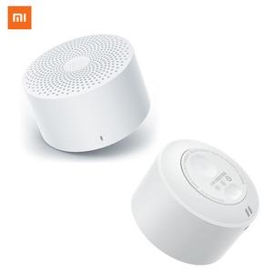 Image 2 - Originale Xiaomi MI Xiaoai Versione Casa Intelligente Senza Fili di Bluetooth Mini Speaker Altoparlante Stereo Portatile Con Il Mic di Controllo Vocale Vivavoce