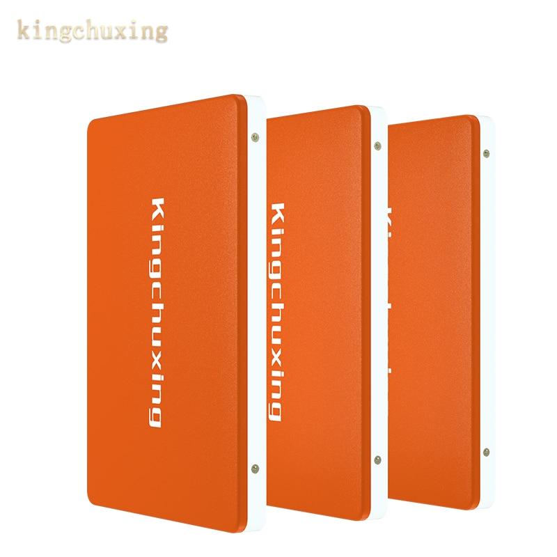Kingchuxing ssd Внутренний твердотельный накопитель 64 gb 120 gb 240 gb 512 gb 1 ТБ ssd ноутбука 2,5 ''Sata3 TLC жесткий диск для ПК компьютер