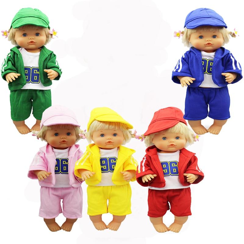 Sport Clothes Fit 42 Cm Nenuco Doll Nenuco Y Su Hermanita Doll Accessories