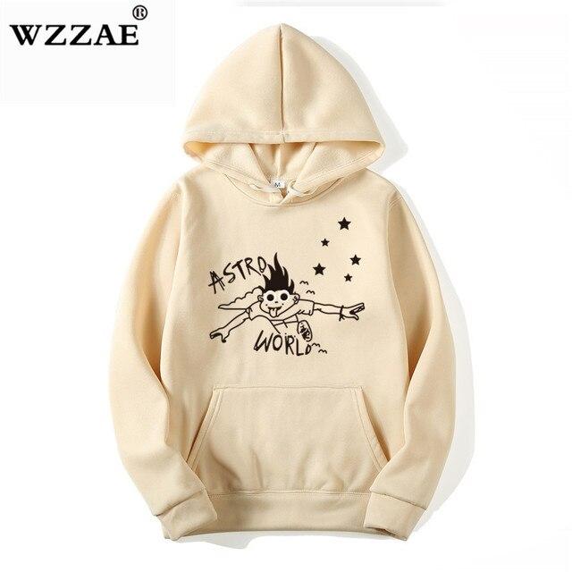ASTROWORLD Look Mom i Can Fly Sweatshirt hoodie 1