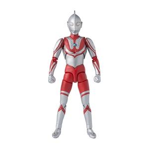 Image 3 - 100% Original BANDAI SPIRITS Tamashii Nations S.H.Figuarts / SHF Action Figure   Ultraman Zoffy Ultra Seven  Jack Taro Ace