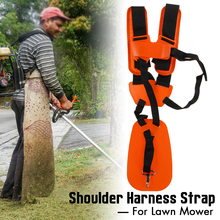 Trimmer Shoulder Stra - Grass Trimmer Harness Strap, Comfort Strap Double Garden Brush Cutter Lawn Mower Nylon Belt for STIHL FS