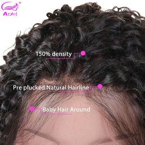 Image 5 - Синтетический фронтальный волос Remy, 13 × 4