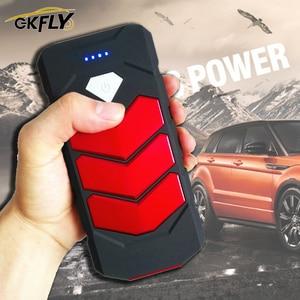 Image 2 - High Power 20000mAh Starting Device 12V Car Jump Starter Power Bank Petrol Diesel Car Charger For Car Battery Booster LED