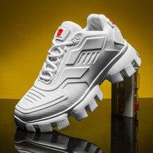 ソフトソールスニーカー patcahwork カジュアルシューズメンズ春通気性ファッション靴白靴男性フラッツ zapatos hombre