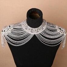 Bolero hecho a mano con apliques de cristales, envoltura de boda, Bolero, hecho en China, accesorios de boda, vestido de noche con chal Bolero