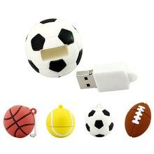 128GB Pendrive Ball U-Disk-Stick USB Memoria Usb-2.0 256GB 16GB 4GB 32GB Key 64GB 32-Gb