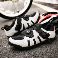 Road Racing Shoes Road Cycling Shoes Men/Women Outdoor Sport Profession Bicycle Shoes Self-Locking Zapatillas Ciclismo Shoes