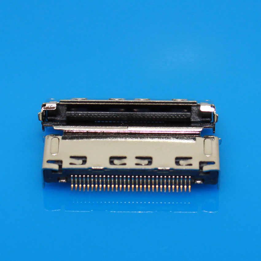 JCD المصغّر USB ميناء الشحن موصل مقبس ، USB جاك ل سامسونج غالاكسي تبويب P1000 P6200 P3108 P3100 3110