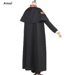 Image 2 - Костюм для косплея аниме «унитаз», «Ханако кун», рубашка, штаны, плащ, полный комплект, платье, парик