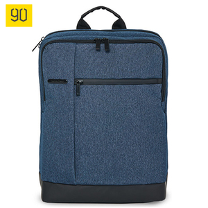 Image 1 - Original 90FUN Classic Business Backpack Teenagers Bag Large Capacity School Backpack Students Bags Suitable For 15inch Laptop