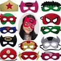 Детская маска супергероя на Хэллоуин, Рождество, день рождения, платье для детской вечеринки, подарок