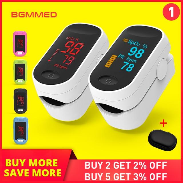 Medical Digital Pulse Oximeter LED Oximetro blood oxygen Heart Rate Monitor SpO2 Health Monitors Oximetro De Dedo