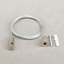 Accesorios de lámpara con agujeros de tornillo, colgador de accesorios de acero, soporte para Oem y Odm, personalización