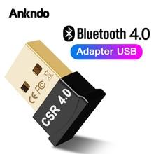 CSR 4.0 USB Bluetooth Adapter Bluetooth 4 Transmitter Earphone Audio Wireless Sender Dongle USB Receiver For Computer PC Laptop