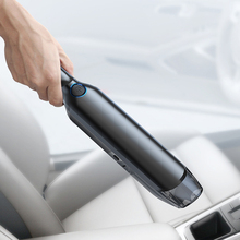 Portable Handheld Vacuum Cleaner Cordless Rechargeable HEPA Filter Vacuum for Car Room Cleaning