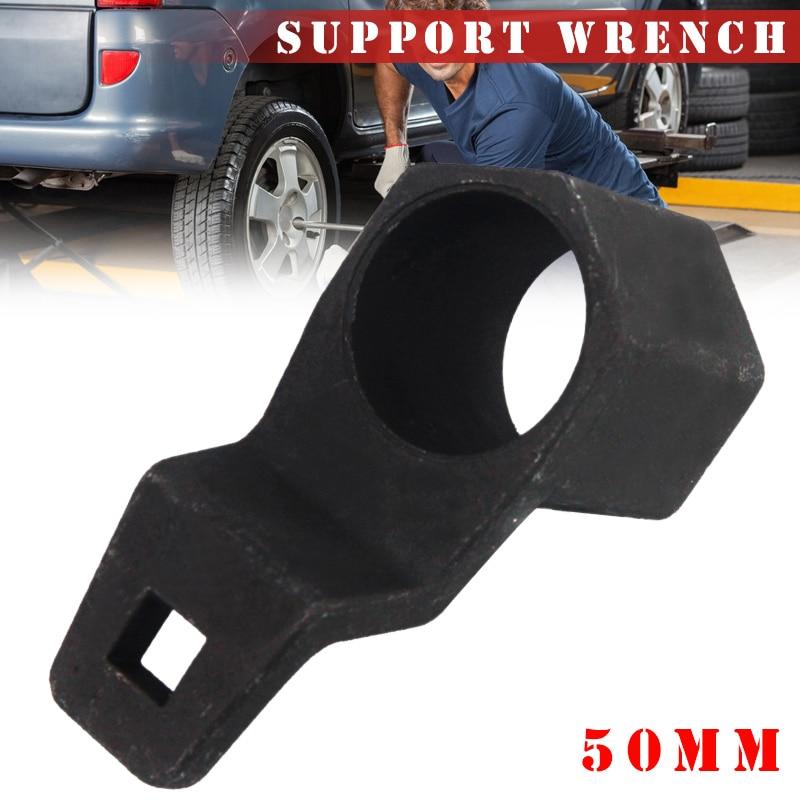 Drop Ship 50mm Hex Crankshaft Crank Pulley Holding Wrench Socket Tool for Honda Acura V-Best