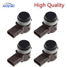 YAOPEI 4 sztuk kolor czarny wysokiej jakości czujnik parkowania pdc dla Mercedes X156 W117 A0009055604/0009055604